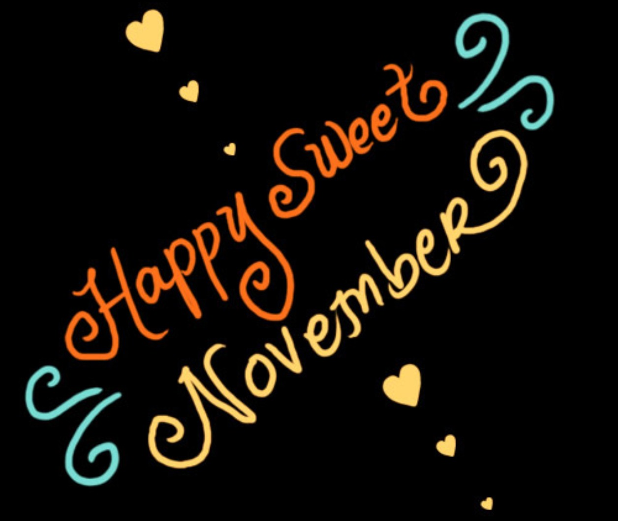 Watch - November Happy pictures video