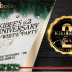 It's all 'White Party' as… KIKIBEE's RESTAURANT AND LOUNGE BAR toddles with Ghanaians as they celebrate their two years anniversary in grandeur