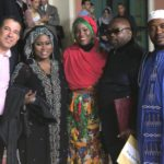 Peter Sedufia, Lydia Forson & the 'KETEKE' family take home the JURY SPECIAL MENTION prize at the KHOURIBJA AFRICA FILM FESTIVAL in Morocco…see all the photos