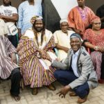 Akyeeee saaaaaaaa! SAMINI is now 'Pibilii Naa' of Wa + see photos of his coronation