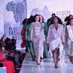 PLUS SIZE FASHION WEEK AFRICA 2018: 'twas a night of bodacious models thrilling us with drama, fashion & red carpet razzmatazz