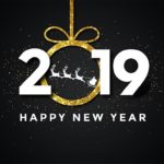 Welcome to 2019 – a year of panache, purity + complete euphoria…HAPPY NEW YEAR from us