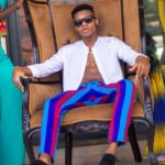 KIDI stylishly rocks SARFORA smock in his new video…photos speak!