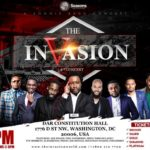 6th July will only not be a history, but 'The INVASION CONCERT' that will be remembered for generations to come