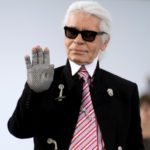 He gave us so many 'aurevoirs', now we say 'goodbye' to KARL LAGERFELD, creative director of CHANEL, who dies at age 85