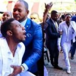 It better not be 'April Fool'…as BRIGHTON ELLIOT MOYO, Man Resurrected by South African Pastor, Alph Lukau, finally goes to be with the Lord!
