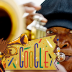If he was alive, he'd have been celebrating a HUGH 80th birthday in a MASEKELA style…Google Doodle celebrates a legend