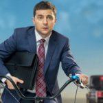 It's no longer a joking-matter ooo…as Popular Comedian VOLODYMYR ZELENSKY wins presidential election in Ukraine