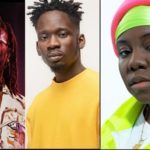 BET Awards: Burna Boy, Teni, Mr Eazi Nominated