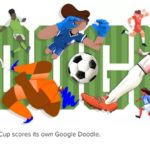 Google Doodle beautifully helps kick off 2019 Women's World Cup