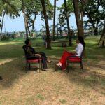 Juliet Bawuah Interviews FIFA Secretary General Fatma Samoura