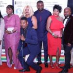 SHUKI movie: See how the London premiere had Frank Artus & Peter Ritchie + others brought Broadway Theatre Cinema to a standstill – photos speak!