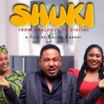 Movie enthusiasts in Ghana can't wait to see SHUKI at the Silverbird Cinemas on the 3rd of August