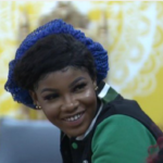 TACHA emerges winner of day 3 challenge in the on-going BBNaija