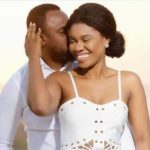 "An anniversary of complete euphoria as BECCA pens a heartfelt note to husband, Dr. OLUWATOBI + reminds all catalogues-of-doubters that, ""…love is NOT complicated"""