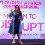 PEACE be unto thee…HYDE's brilliant beyond compare keynote speech at the 2019 Flourish Africa Conference in Nigeria