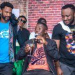 DKB's COMEDY EXPRESS was 'mega' at SOHO Bar last weekend