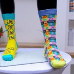 In a full dose of everything Men's Socks – ADINKRA REPUBLIC tickles renewed hopes back to our feet…as they launch their luxury menswear & accessory line