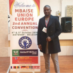 Ghana Based Nigerian, Hon. Victor Ngumah Celebrated at Mbaise Union Europe 2nd Annual Convention in Belgium