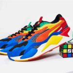 PUMA teams up with Rubik's for a colourful Collection