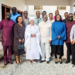 THE MADE MAN Ghana – building bridges for economic empowerment, governance & community…see photos from the Leadership Roundtable meeting in Accra