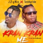 "Jzyno's banging new joint – ""Kpan Kpan Me"" featuring Teddy Ride"