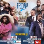 '2 DAYS AFTER FRIDAY' – Jackie Appiah, John Dumelo, Christabel Ekeh, others feature in Venus Film Production masterpiece