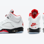 The Air Jordan 5 'Fire Red' is making a return in May after delay