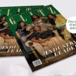 GLITZ AFRICA is excited to announce the release of its 25th issue