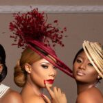 """The Saturn Headpiece"" Collection…Ghana's Millinery Market akwaabas ZYELLEGANT – photos speak!"