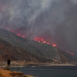 Southern California forces nearly 8,000 to evacuate