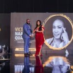 VICTORIA's Habit of Winning: How the CEO of Naaviq, NAASHIKA QUAYE retained her '40 Under 40' SOCIAL ENTREPRENEUR AWARDS… reminding us that when the feat is amazing, it's in order to repeat it twice