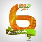 Hurray! WatsUp TV Celebrates 6 years Anniversary