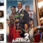 Another Hymn in DAVIDO's Song as the Nigerian becomes a cast in Hollywood's 'COMING TO AMERICA 2