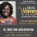 GHANA WOMEN OF THE YEAR HONOURS…a night that would see magnificent motivators awarded for their brilliance in 2020