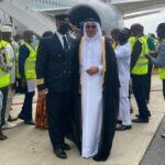 Qatar Airline finally lands in Ghana for the first time…photos speak!