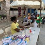 In regards to public awareness on Diabetes…Lions Clubs International & Churchill Foundation advocate more