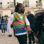 Grammy Awards: Burna Boy's 'Twice As Tall' Album Nominated