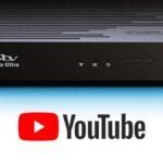 Alongside Netflix, Showmax, DStv BoxOffice, and, Amazon Prime Video…YouTube now available on DStv Explora Ultra decoder