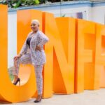The ENAM FOUNDATION pays courtesy call to United Nations Population Fund Ghana Country Office + engages with YoLe Fellows…ahead of October's Breast Cancer Awareness