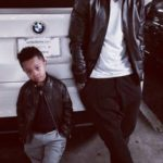Like Father Like Son: Peter Okoye & His Son…Swag In A Milly