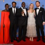 12 Years a Slave, Breaking Bad, American Hustlers & Others Wins @ 71st Golden Globe Awards