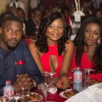 John Dumelo's 'centre of attraction' is here