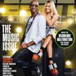 Kobe Bryant & Nicki Minaj feature on the cover of ESPN Magazine