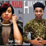 HOUSE OF MALIQ Exclusive Magazine January 2014 Issue Cover with Seyi Shay and B. Rhymszs