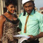 Kafui Danku & Uti Nwachukwu to star in a new movie titled: DEVIL IN A DRESS