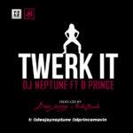 NEW MUSIC DJ NEPTUNE FT. D' PRINCE #TWERKIT