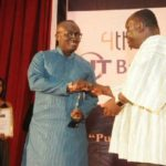 Bola Ray adjudged Entertainment Entrepreneur of the Year 2013
