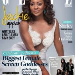 Jackie Appiah graces the cover of GLITZ AFRICA MAGAZINE