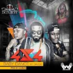 NEW VIDEO: 4X4 releases hit single 'Baby Dance' ft Davido